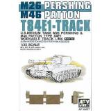 T84E1 TRACK (AF35037) Масштаб:  1:35