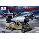 Термоядерная авиационная бомба AN602 «Царь-бомба» (AMO72265) Масштаб:  1:72