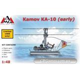 Вертолет Камов Ка-10 (ранний) (AMG48205) Масштаб:  1:48