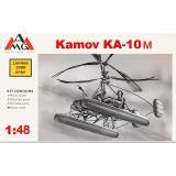 Вертолет Камов Ка-10М HAT (AMG48203) Масштаб:  1:48