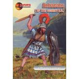 Ахейские воины, 13-12 век до н.э. (MS72089) Масштаб:  1:72