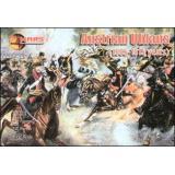 Austrian uhlans, 1805-1815 (MS72021) Масштаб:  1:72