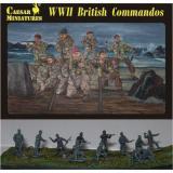 Британские коммандос Второй мировой войны (CMH073) Масштаб:  1:72