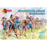 Французская пехота и охрана (Тридцатилетняя война) (MS72039) Масштаб:  1:72