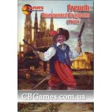 Французские пешие драгуны (MS72078) Масштаб:  1:72