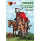 Литовская кавалерия в 1-й половины XV века (MS72058) Масштаб:  1:72