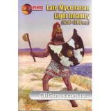 Микенская легкая пехота, позднего периода (MS72087) Масштаб:  1:72