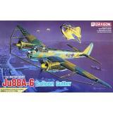 Многоцелевой самолет Ju88A-6 w/Balloon Cutting Device (DRA5513) Масштаб:  1:48