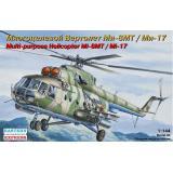 Многоцелевой вертолет Ми-8МТ/Ми-17 (EE14501) Масштаб:  1:144