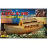 Модель деревянного корабля Ноев ковчег (Arca id Noe mini) (MAMM18new)