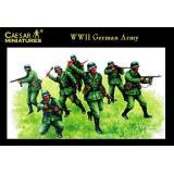 Немецкая армия Второй мировой войны (CMH037) Масштаб:  1:72