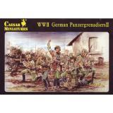 Немецкая мотопехота Второй мировой войны 2 (CMH053) Масштаб:  1:72
