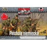 Немецкая пехота 1939 г. (FTF016) Масштаб:  1:72