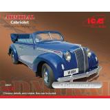 ICM24021  Admiral Cabriolet, WWII German passenger car