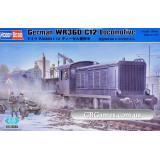 Немецкий локомотив WR360 C12 (HB82913) Масштаб:  1:72