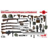 ICM35678  WWI German Infantry weapon and equipment