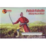 Польские наемные войска (Тридцатилетняя война) (MS72074) Масштаб:  1:72