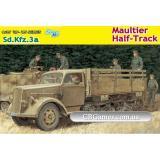Полугусеничный грузовой автомобиль Sd.Kfz.3a