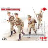 ICM35677  WWI Russian infantry