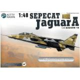 Штурмовик Sepecat Jaguar A (KH80104) Масштаб:  1:48