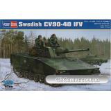 Шведская боевая машина пехоты CV90-40 (HB82474) Масштаб:  1:35