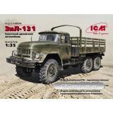 ICM35515  ZiL-131 Soviet Army truck