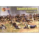 Swedish infantry (Northern War) (MS72020) Масштаб:  1:72