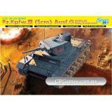 Танк Pz.Kpfw.III (5cm) Ausf. G (ранняя версия) (DRA6639) Масштаб:  1:35