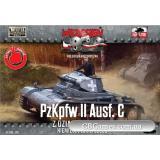 Танк PzKpfw II Ausf.C (FTF010) Масштаб:  1:72