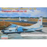 Транспортный самолет Антонов Ан-26 (EE14482) Масштаб:  1:144