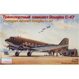 Транспортный самолет Дуглас С-47 (EE14439) Масштаб:  1:144