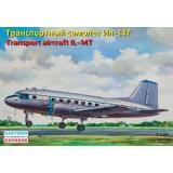 Транспортный самолет Ил-14Т (EE14473) Масштаб:  1:144
