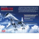 ICM14401  Tupolev Tu-144 Soviet airliner