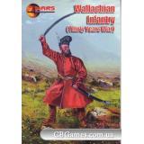 Валашская пехота, Тридцатилетняя война (MS72081) Масштаб:  1:72