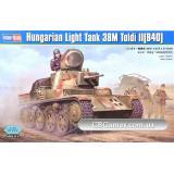 Венгерский легкий танк 38M Toldi II (B40) (HB82478) Масштаб:  1:35
