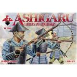 Ashigaru (Archers and Arquebusiers) (RB72006) Масштаб:  1:72