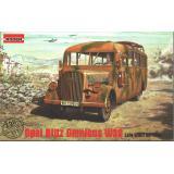 RN726  Opel Blitz Omnibus model W39 (late WWII service)