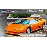 Автомобиль Lamborghini Diablo VT (RV07066) Масштаб:  1:24