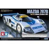 Автомобиль Mazda 787B №18 1991 (TAM24326) Масштаб:  1:24