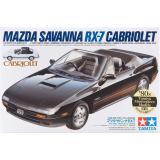 Автомобиль Mazda Savanna RX-7 Cabriolet (TAM24074) Масштаб:  1:24