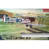 RN428  Bristol Fighter F.2b Mk IV (Літак)