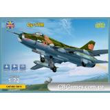 Бомбардировщик Су-17М (MSVIT72011) Масштаб:  1:72