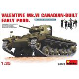 MA35123  Valentine Mk 6. Canadian - built Early Prod.