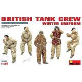 MA35121  British Tank Crew (Winter Uniform)