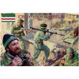 Chechen rebels, 1995-2005 (ORI72002) Масштаб:  1:72