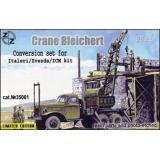 Crane Bleichert, resin/pe (ZZ35001) Масштаб:  1:35