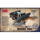 RN626  Wolseley Viper engine
