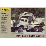 Эскаватор ЭОВ-4421 (SMK87101) Масштаб:  1:87