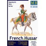 Французский Гусар, Наполеоновская война (MB3208) Масштаб:  1:32