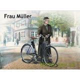 Фрау Мюллер с велосипедом, Вторая мировая война (MB35166) Масштаб:  1:35